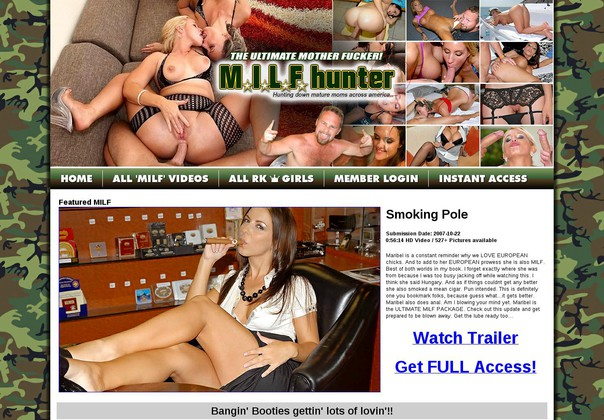 Milfhunter com password