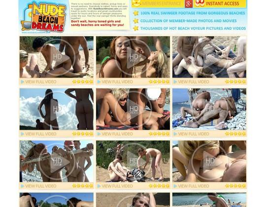 nudebeachdreams nudebeachdreams.com