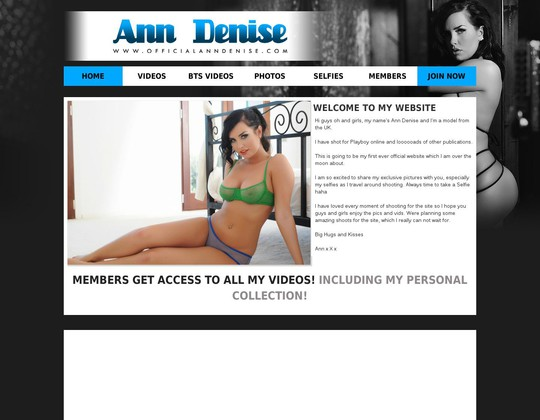 official ann denise officialanndenise.com