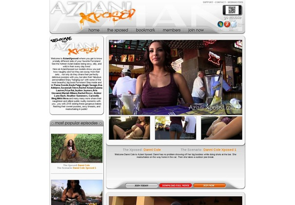 aziani xposed access.azianixposed.com