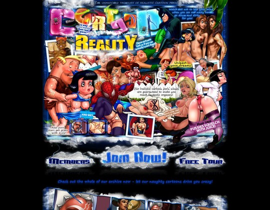 cartoon reality cartoonreality.com