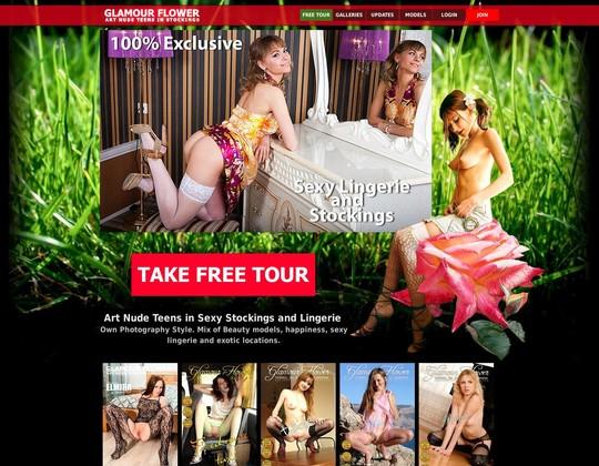 glamour flower glamourflower.com