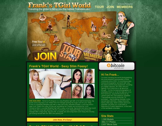franks-tgirlworld.com