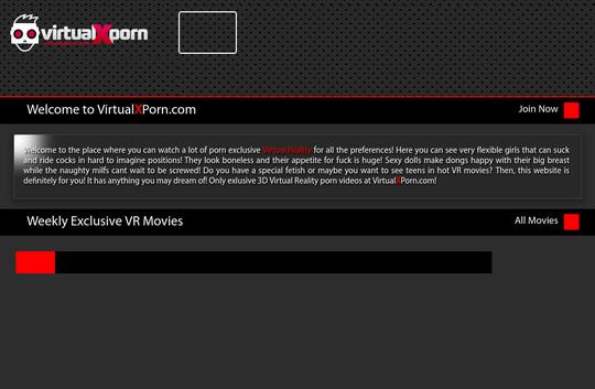 Virtual X Porn
